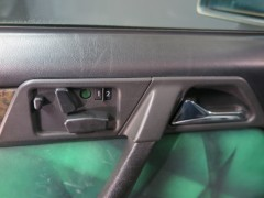 Mercedes Benz E 500 Limited,Ausstellungswagen auf der IAA 1993